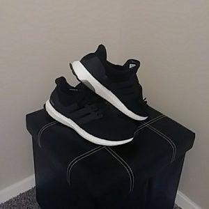 Adidas ultra boost. Core black. Size 11